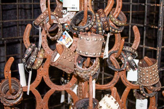Double J Saddlery cuffs