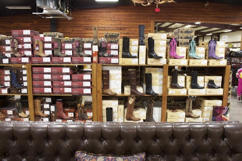 Horses & Heels visits South Texas Tack