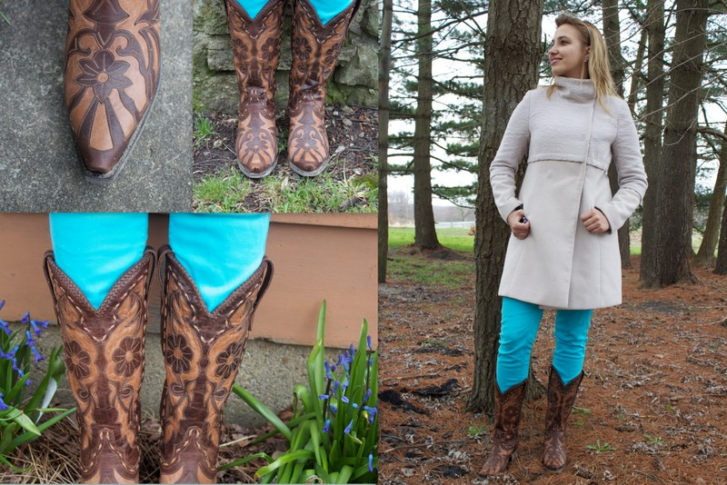Lane boots giveaway from Langston's on Horses & Heels