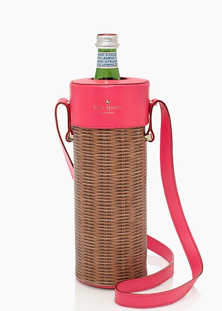 Pack a Picnic Champagne bottle by Kate Spade