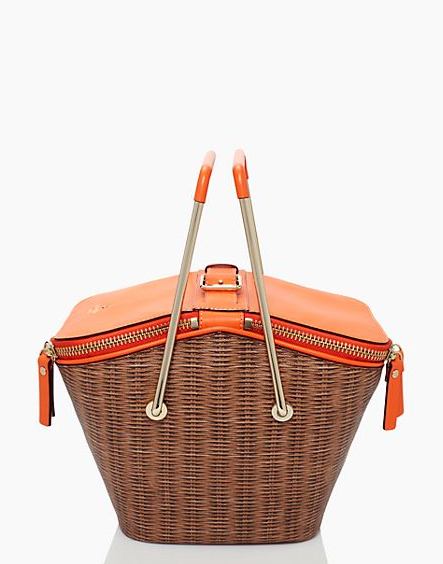 Pack a Picnic Picnic basket by Kate Spade