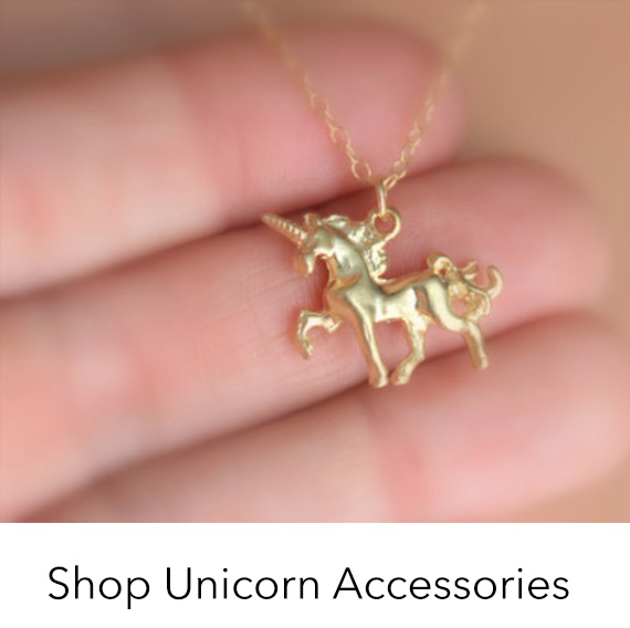 Shop for unicorn accessories