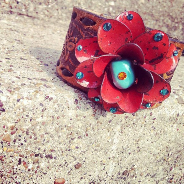 Orange Blossom by Jesse's Jewelz