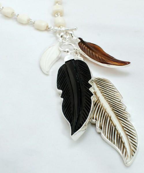 Coreen Cordova feathers