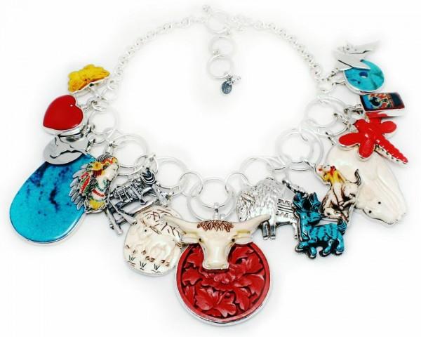 Coreen Cordova western necklace
