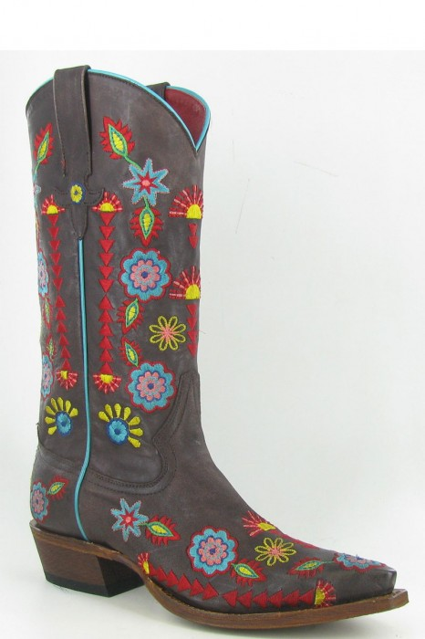 Macie Bean Southwesterly Soul cowgirl boots