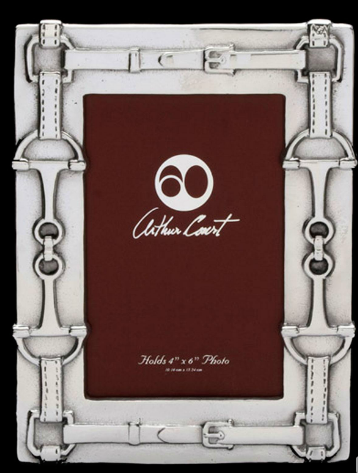 Arthur Court Snaffle bit frames
