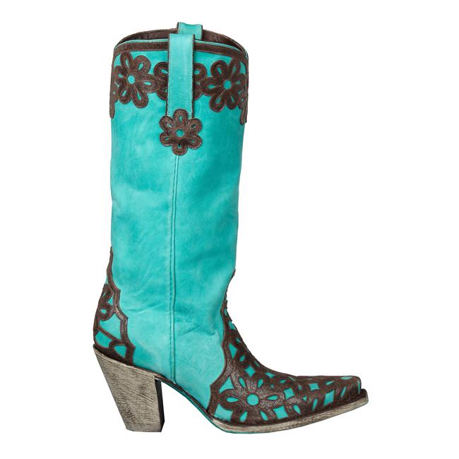 Lane Jade Cowboy Boots
