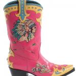 Retro Cowboy Boots