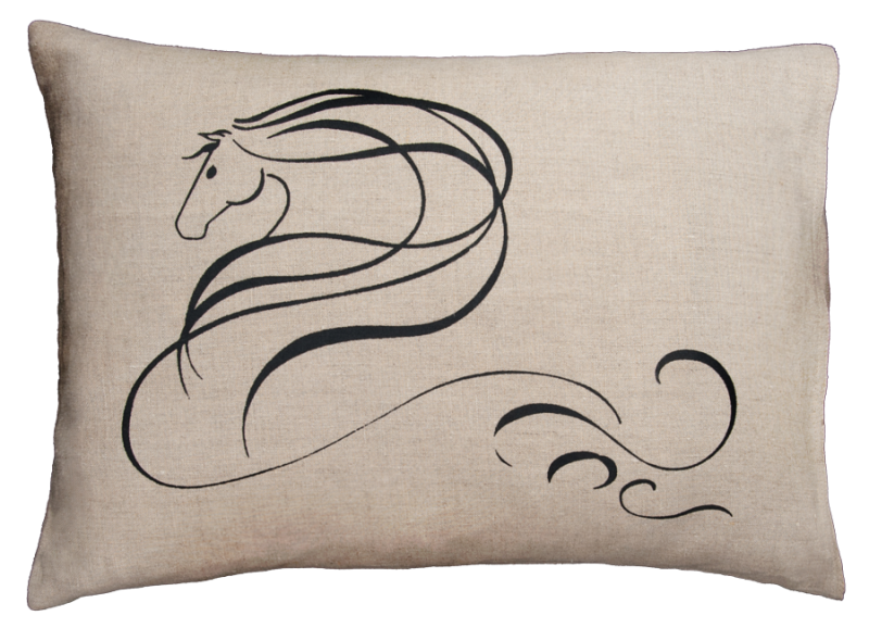 Traveler pillow by Approximate Notions