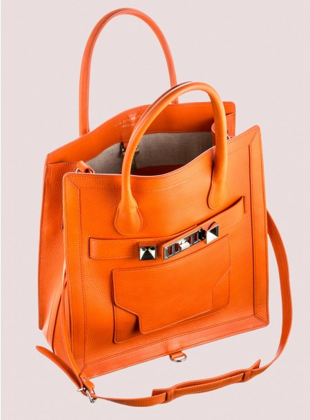 PS11 Tote Large in Orange