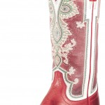 Ariat Red Alameda Boots