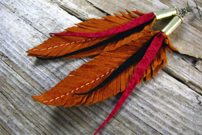I Have a Crush: Feather & Arrow Jewelry