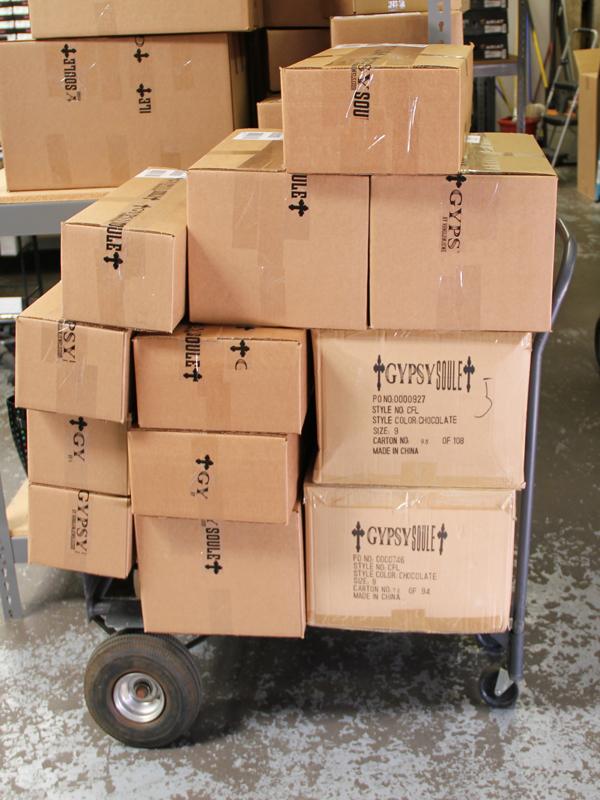 Gypsy Soule packaging