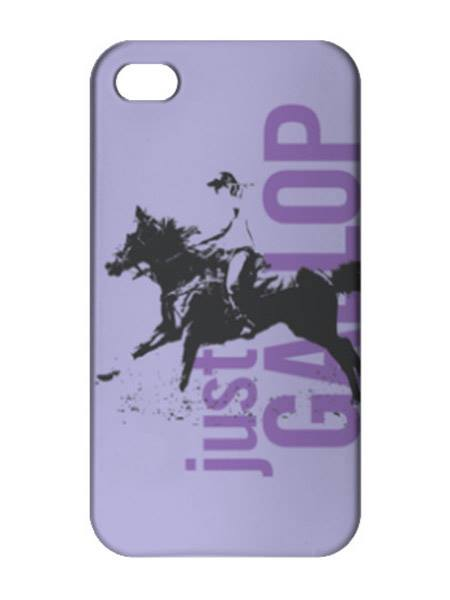 Just Gallop Phone case