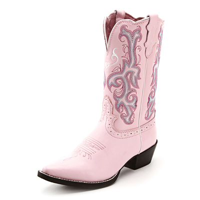 24 Pairs Of Kid S Cowboy Boots Horses Amp Heels