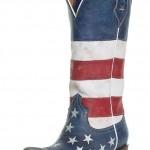 Roper American Flag Cowboy Boots