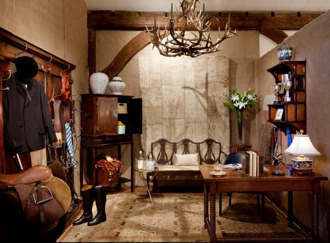 Tack Room Style Elegance
