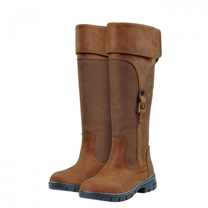 Dublin Turndown Boots