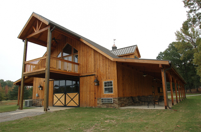 Stable Style: Eads Barn