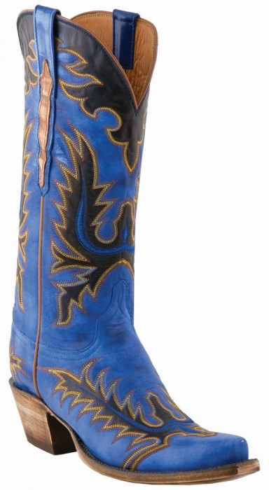 Lucchese Classics Blue