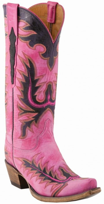 Lucchese Classics Pink