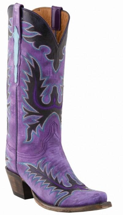Lucchese Classics Purple