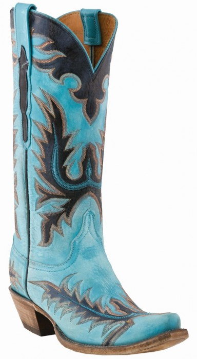 Lucchese Classics Turquoise