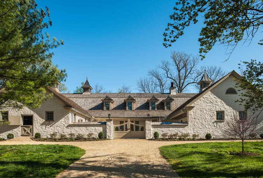 Stable Style: Beautiful Exteriors