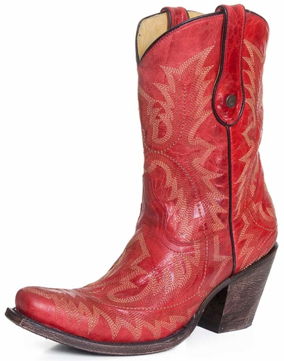 Corral Red Boots