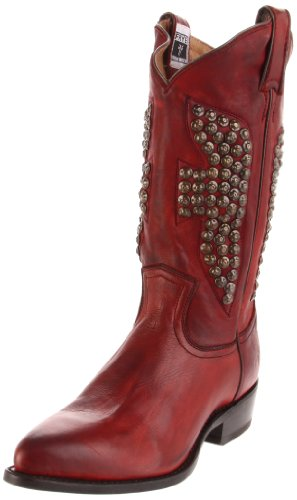 Frye Billy Hammered Stud Boots