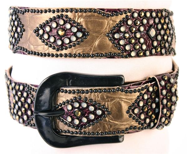 Gold Kippys belt