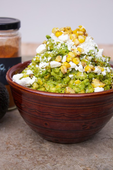 Guacamole & Feta Recipe