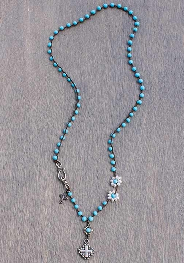 Harper Belle Turquoise Necklace
