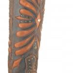 Liberty Black Vintage Boots
