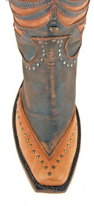 Liberty Black cowboy boots