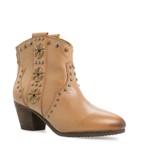 Mango Studded Ankle Boot