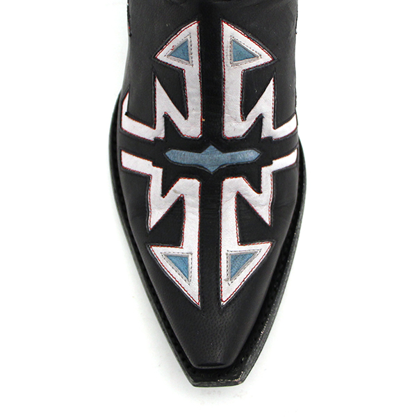 Old Gringo Navajo Inlay Boot