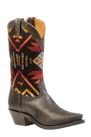 Paul Brodie Boulet Black Boot