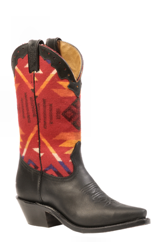 Paul Brodie Boulet Red Boot