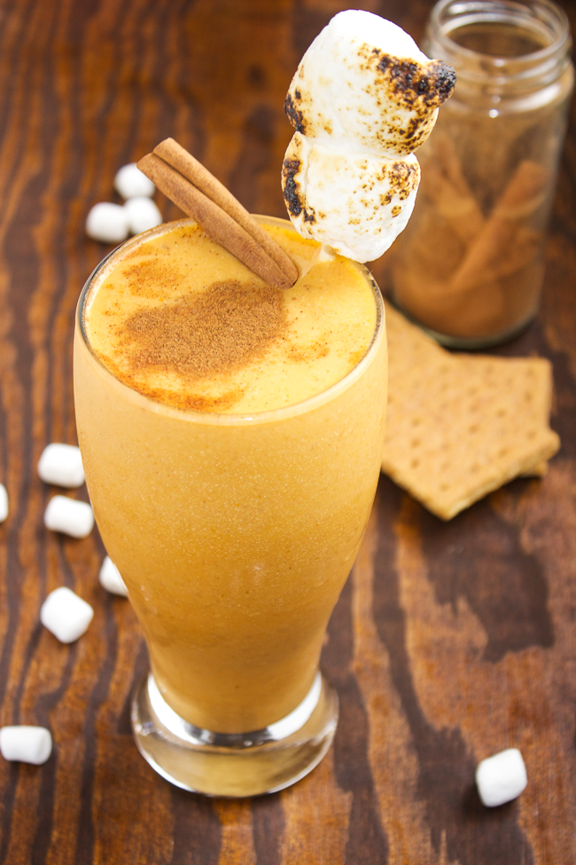 Pumpkin Pie Shake Recipe