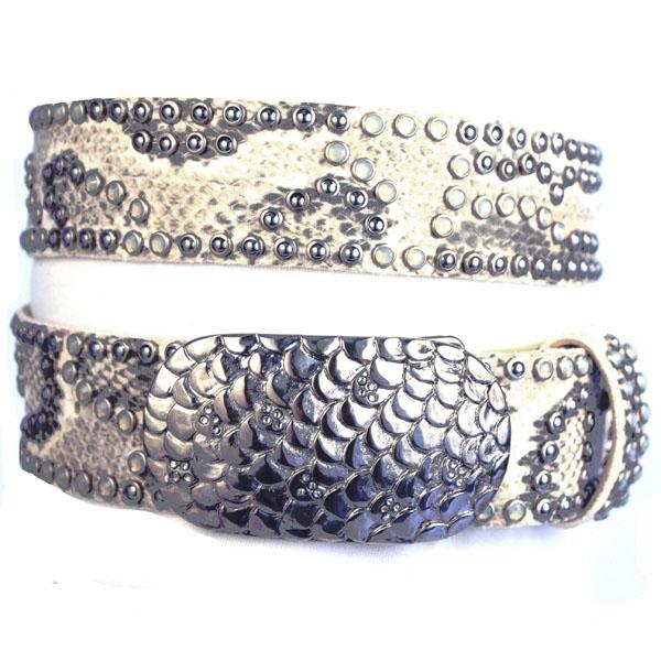 Snake Skin Kippys belt