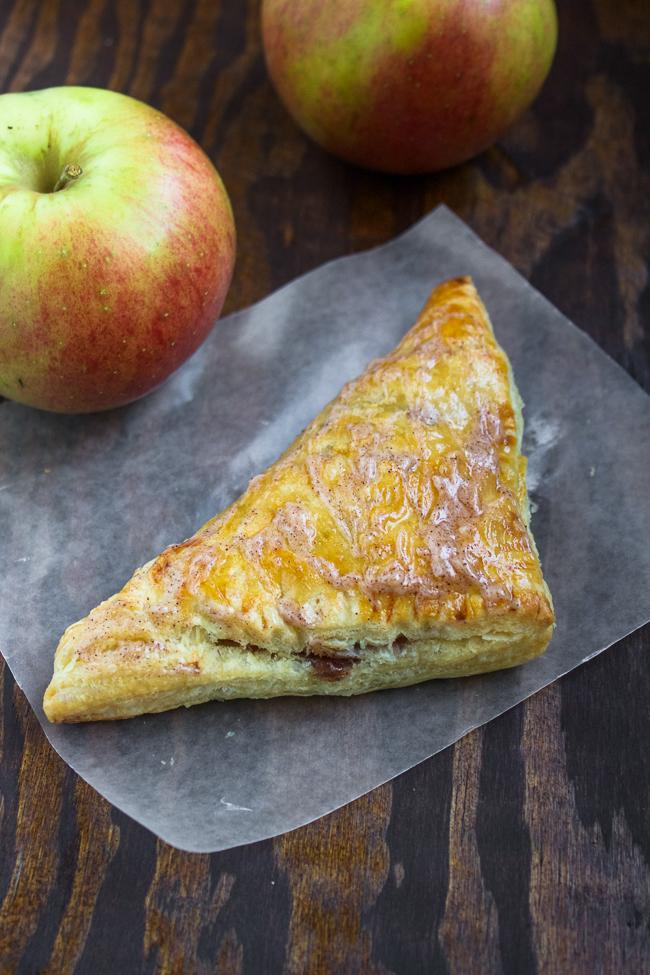 Apple Cinnamon Turnover Recipe