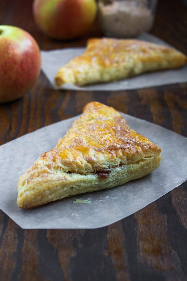 Apple Cinnamon Turnovers Recipe