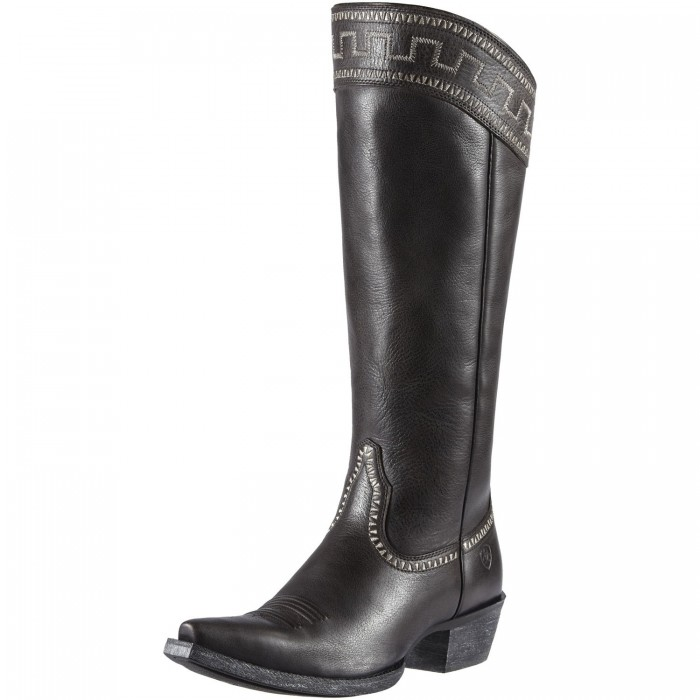 Ariat Black Sahara Tall Top Boots