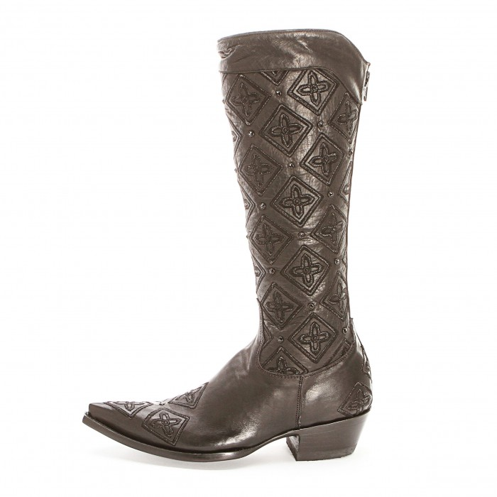 Black Old Gringo Antonieta Boots