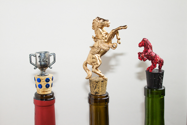 DIY-horse-wine-stoppers