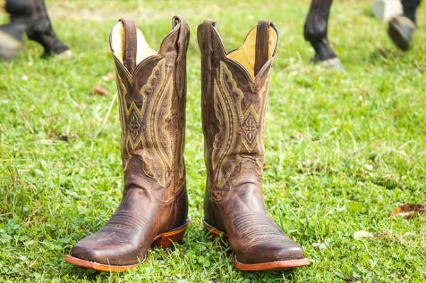 Langston's Justin Boot Giveaway
