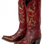 Lane Red Stella Boots