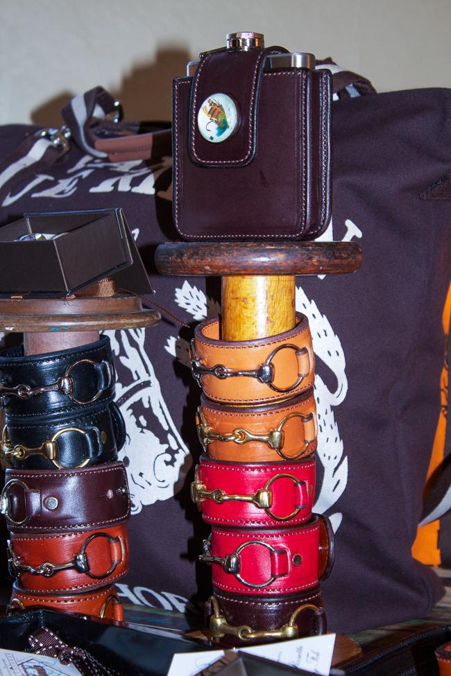 Rebecca Ray bracelets, flask & accessories